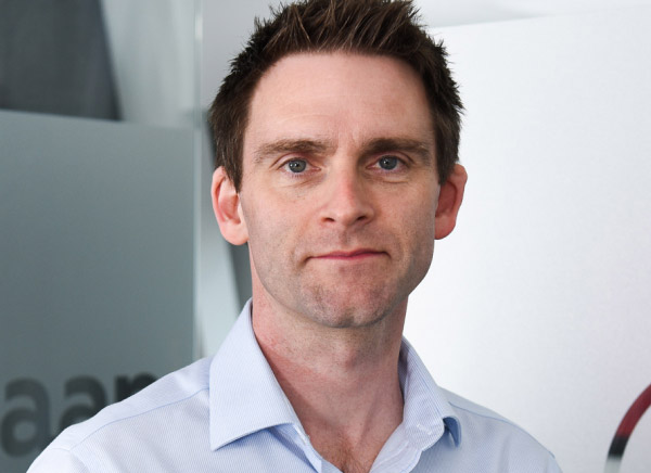 Image of Mark Wilkinson, Finance Director